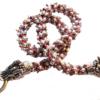 Kette - Dragontail mit Drachenköpfen (Detailansicht)