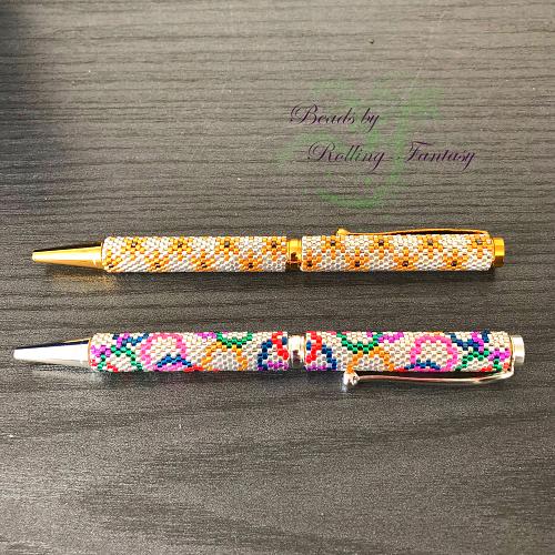 exklusive Kugelschreiber in Gold und Silber