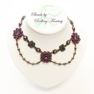 Collier - Canterbury Rose