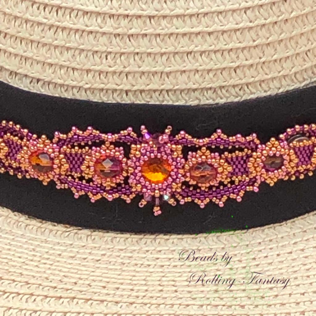Hutband - Detailansicht