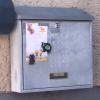 Magnettiere am Briefkasten